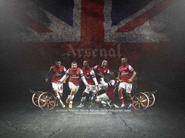 Arsenal Fc 2013 Wallpaper HD