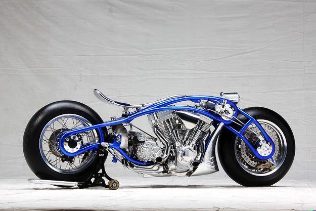 Sturgis Bike Week: Garage65's Kcosmodrive