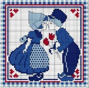 Pixelblanket/pixeldeken