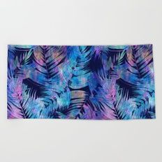 Waikiki Tropic {Blue} Beach Towel #SALE #FREESHIPPINGTODAY https://society6.com/product/waikiki-tropic-blue_beach-towel?curator=artistrybyrenosmom