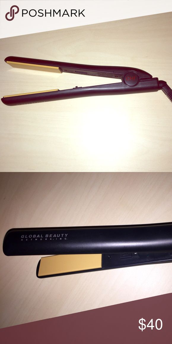 "Chi Straightener BRAND NEW Global Beauty Chi 1"" Hair straightener. Only used a handful of times. Not right for my hair. Chi Accessories Hair Accessories"