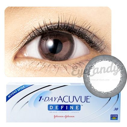 Acuvue Define Circle Contact Lenses Now Available At