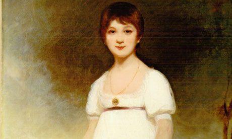 Jane Austen at thirteen
