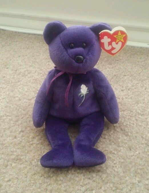 *RARE* 1ST Edition Princess Diana Beanie Baby! BRAND NEW in Toys & Hobbies, Beanbag Plush, Ty | eBay