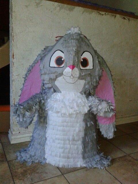 Clover, sofia the first pet rabbit pinata | pinatas ...