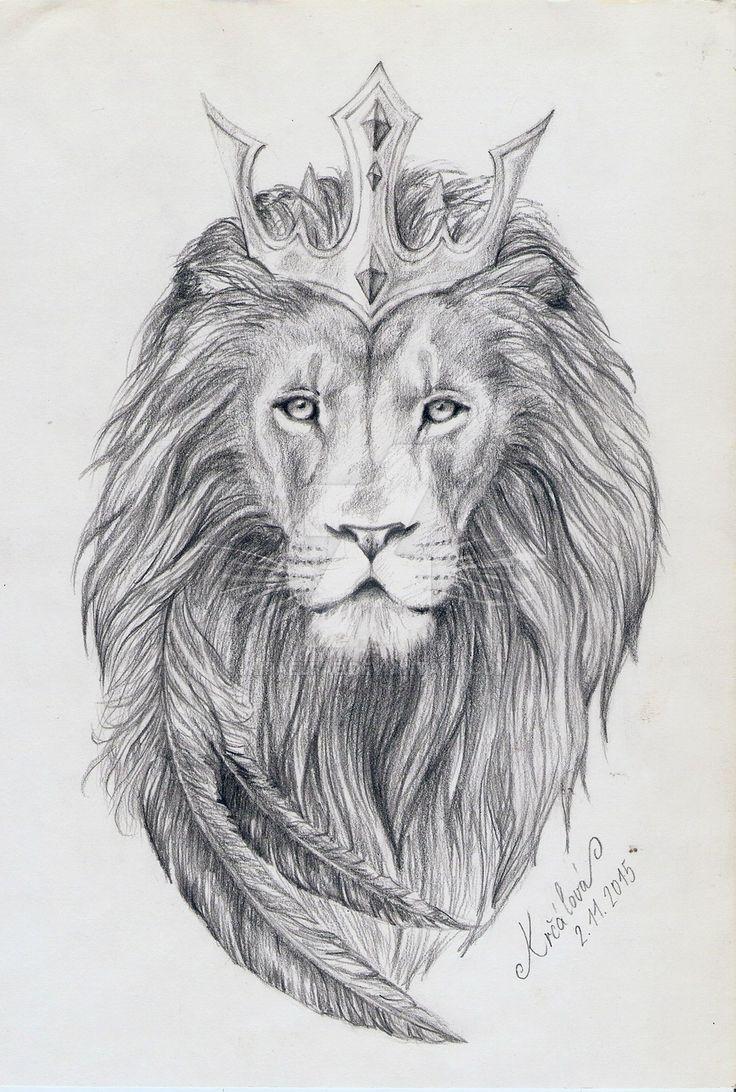 Tattoo Design - Lion King by MiraelFae