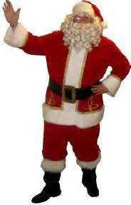 Leach Enterprises has a Kris Kringle Suit Adult Plus Size 3XL for Sale Online. $99.99 USD