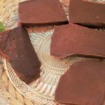 DIY Pfefferminz Rohkost Schokolade