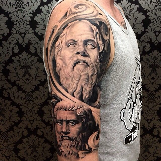 48 best Socrates Tattoos images on Pinterest | Socrates ...