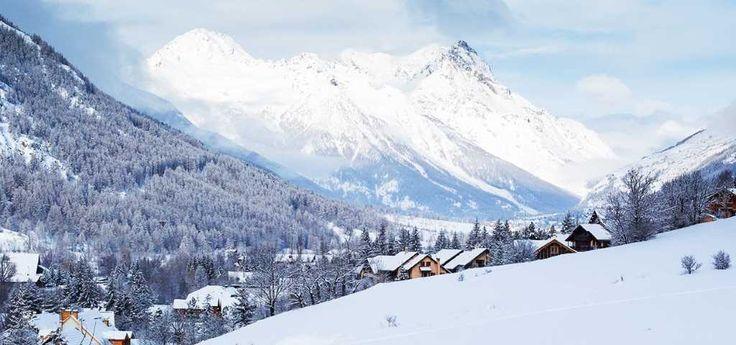 Skidresor till Serre Chevalier - Langley