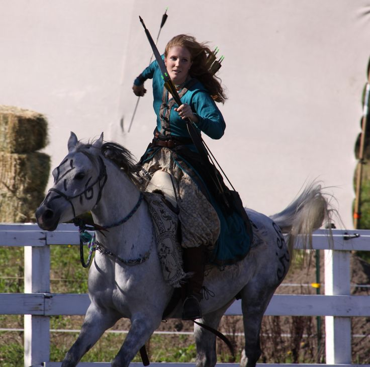 hungarian horseback archery - Google Search