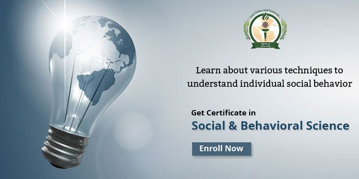 Grab the Opportunity to work in Human Service Organizations to identify the needs for the public. Enroll Now at http://www.texilaedu.org/product/certificate-social-behavioral-science/
