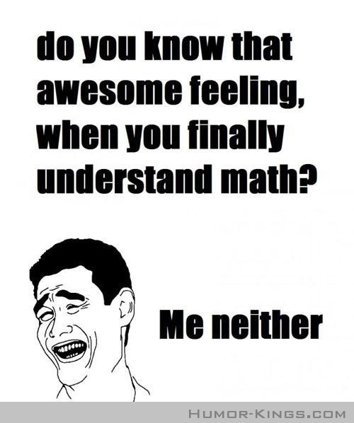 Quotes About Hating Math: 46 Best I Hate Math! Images On Pinterest