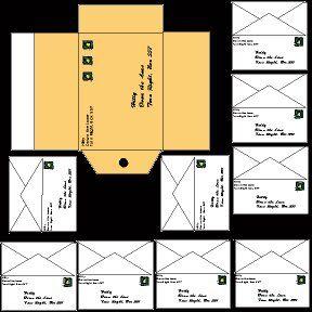 Post Office Mini Printables - Sherree - Picasa Web Albums
