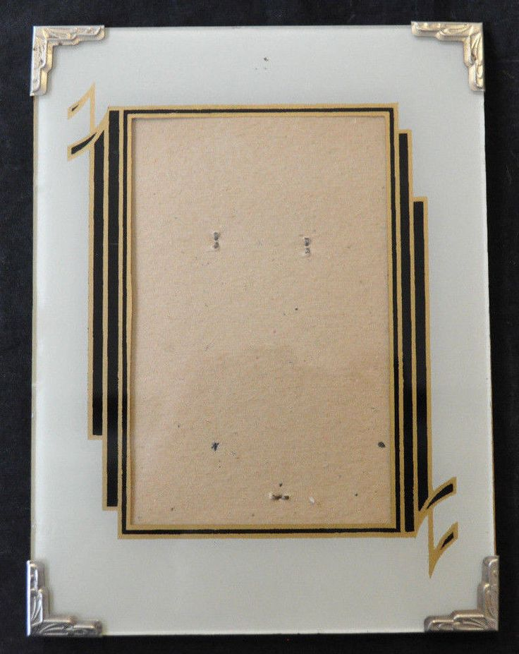 2610 Best Art Deco Frames Images On Pinterest