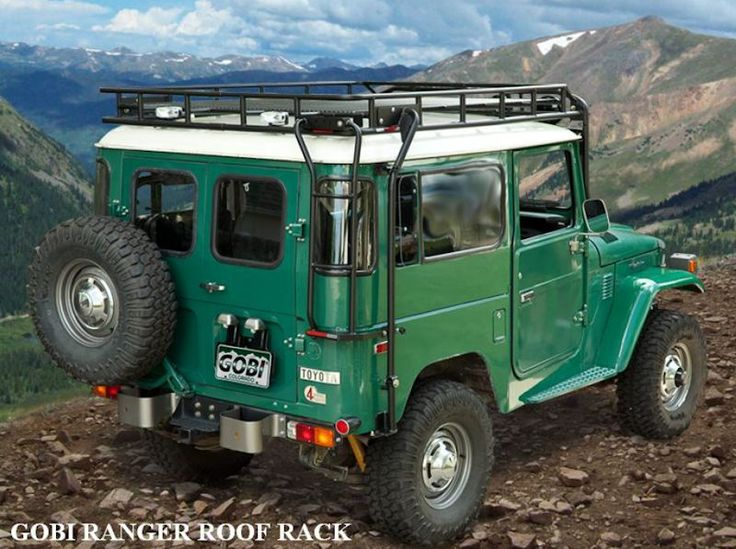 Roof Rack Ideas Off Road