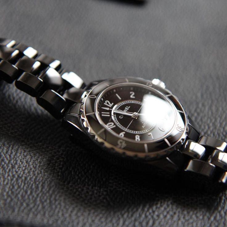 #シャネル #腕時計 #chanel  #watch #black #fashion #chanelj12 #cool #nice #photooftheday #photography #photo