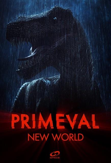 Primeval New World ooooooh.....