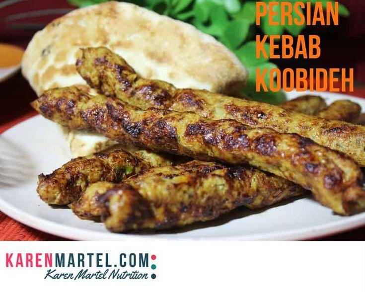 Persian Kebab Koobideh