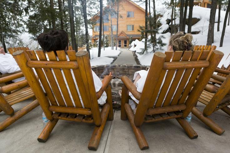 Je veux être là tout de suite ! Geos Spa de l'Hôtel Sacacomie, St-Alexis-des-Monts. Photo: François Pilon / http://blogue.tourismemauricie.com/bain-de-nature/centres-de-sante-en-mauricie-massages-soin-de-beaute-esthetique-spa-et-petites-douceurs-a-s%e2%80%99accorder-cet-automne.html