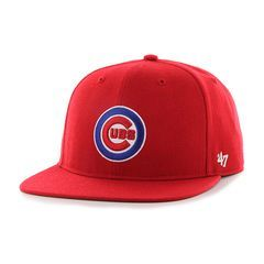 Chicago Cubs Royal Hole Shot Fitted Hat by  47 in 2018  2d1114281cf4
