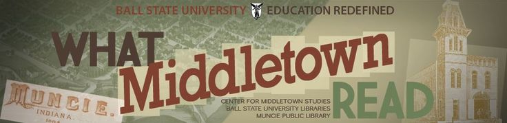 """What Middletown Read"" is a database and search engine built upon the circulation records of the Muncie (Indiana) Public Library from November 5, 1891 through December 3, 1902.    http://bsu.edu/libraries/wmr/index.php"
