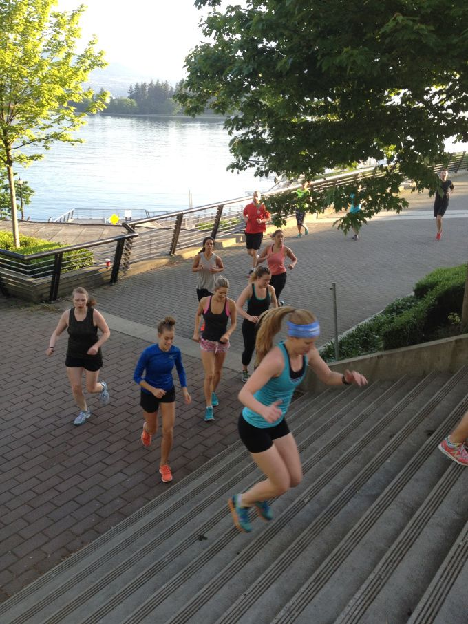 November Project Vancouver: Every Wednesday morning! 6:29am! | Brie Hemingway