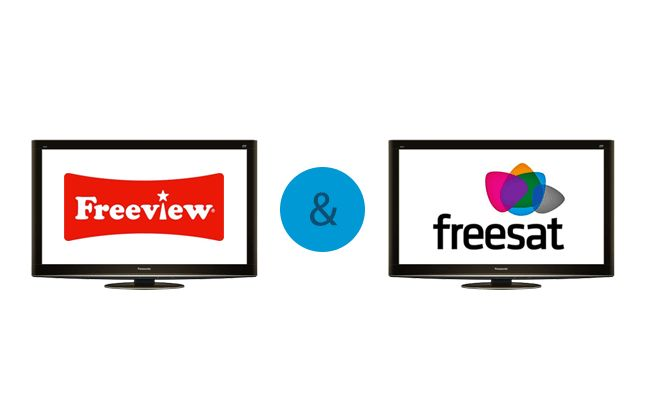 Freesat over Freeview? Absolutely!  #Freesat #installation #London