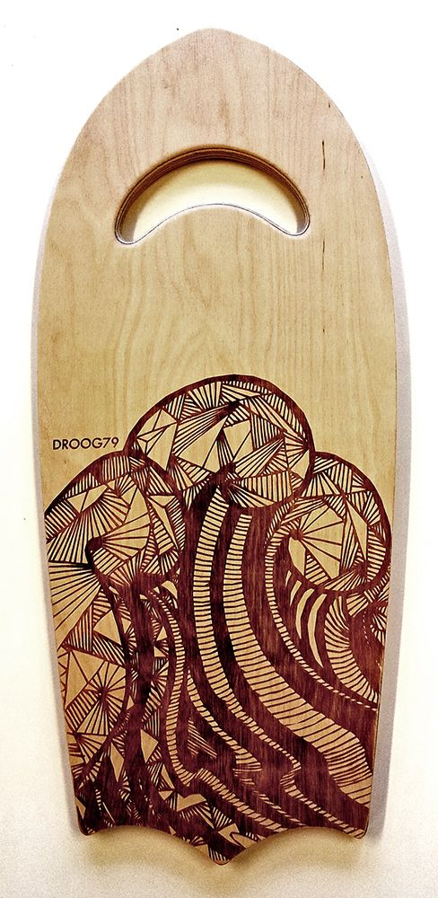 Preview of an amazing new DROOG 79 x Thirdshade collaboration project. Laser-etched Limited Artist Edition wooden bodysurfing hand planes.... Stoked with these...   http://www.facebook.com/droog79  http://www.facebook.com/thirdshade?fref=ts