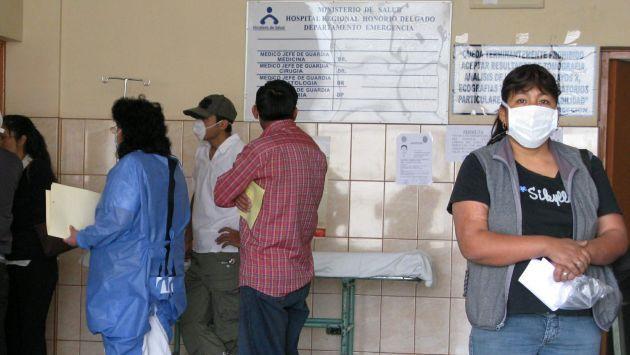 Contraloría: Hay déficit de 2 millones de vacunas contra gripe AH1N1