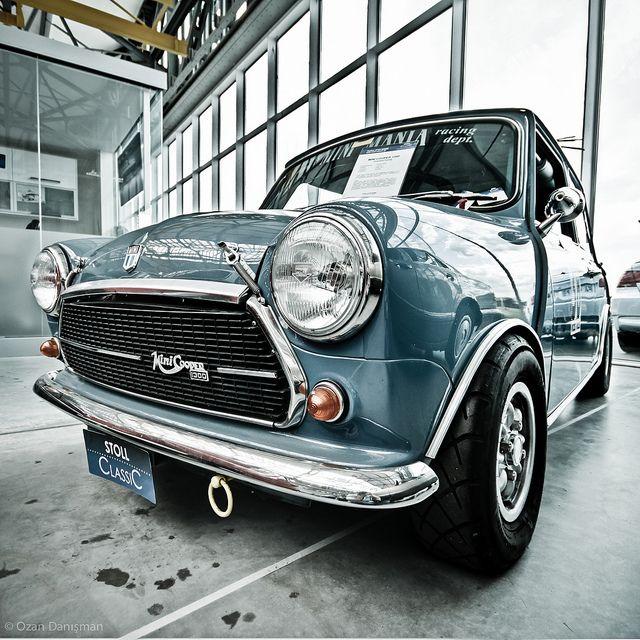 Mini  Morris HDRI