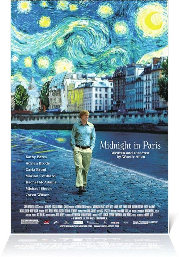 Minuit à Paris - Woody Allen                                                                                                                                                                                 Plus