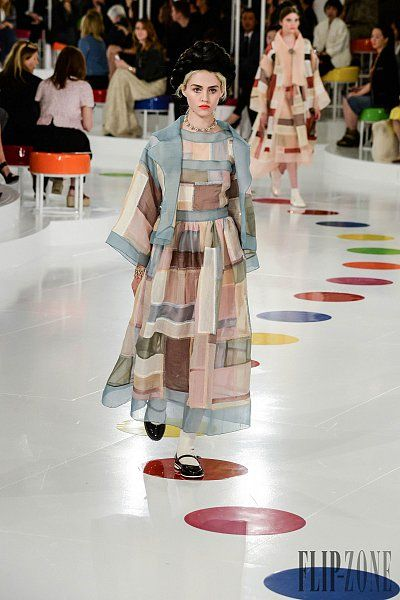 Chanel Resort 2016 - Entrar a desgaste