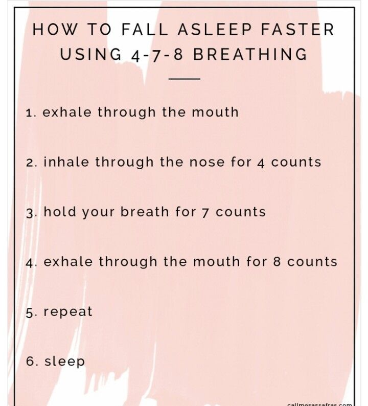 I will try this, says the person pinning at 2:55am.