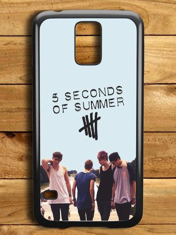 5sos 5 Second Of Summer Band Samsung Galaxy S5 Case
