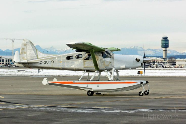 Photo of De Havilland Canada (CGUGQ) S/N 400.. Originally