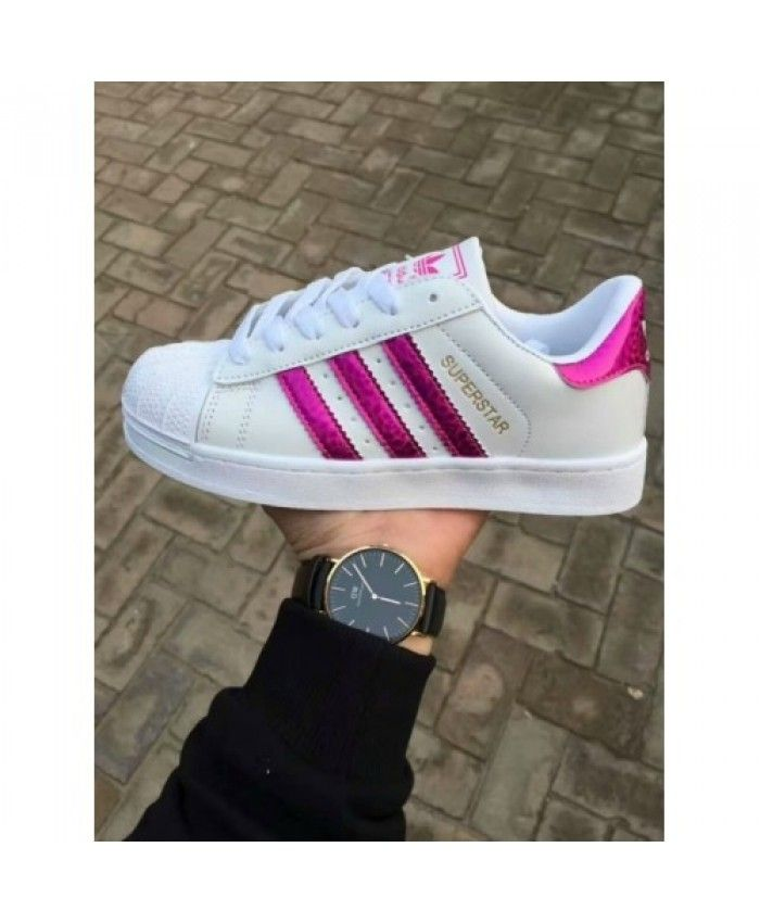 Cheap Adidas Superstar Holographic Pink Shoes Adidas Superstar