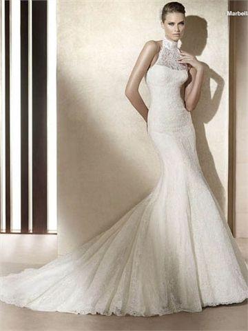 The Style Of My Wedding Dress Pronovias Marbella