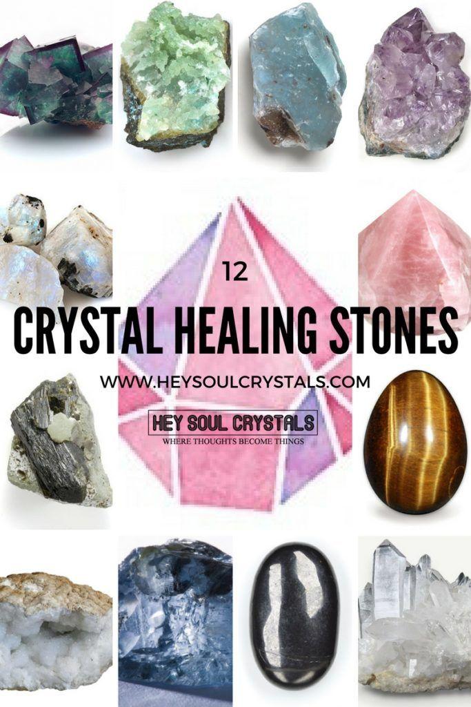 25 B 228 Sta Types Of Crystals Id 233 Erna P 229 Pinterest