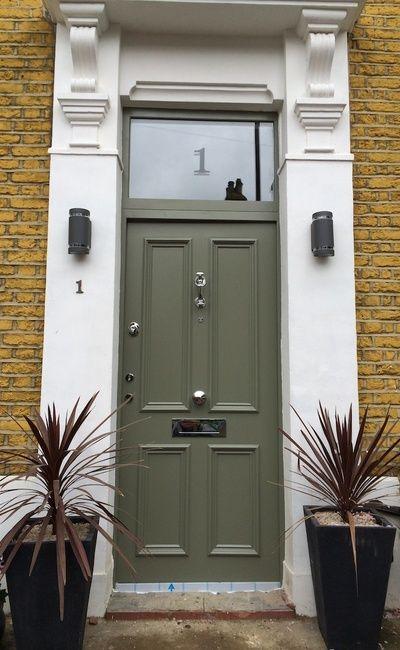 30 best Victorian Front Doors images on Pinterest | Door sets ...