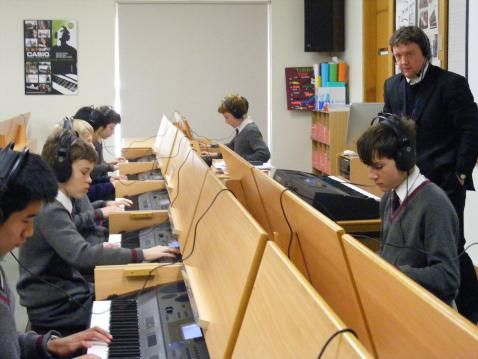 Flipping the Classroom with MusicEDU programs