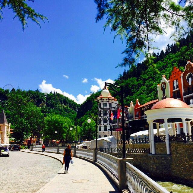 #Borjomi #Georgia