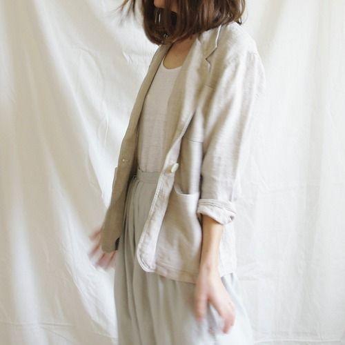 *: Linens Blazers, Fashion Styles, Clothing, Beige Blazers, Neutral Blazers, Linens Jackets, Neutral Jackets, Sweets Fashion, Modern Hepburn