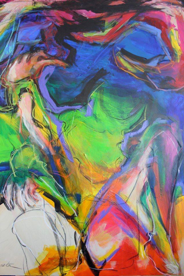 Guareta Coromoto painting https://www.facebook.com/guaretacoromoto