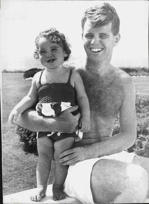 Bobby and his oldest daughter Kathleen.