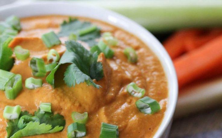 Cashew and Salsa Queso Dip [Vegan, Gluten-Free] - One Green PlanetOne Green Planet