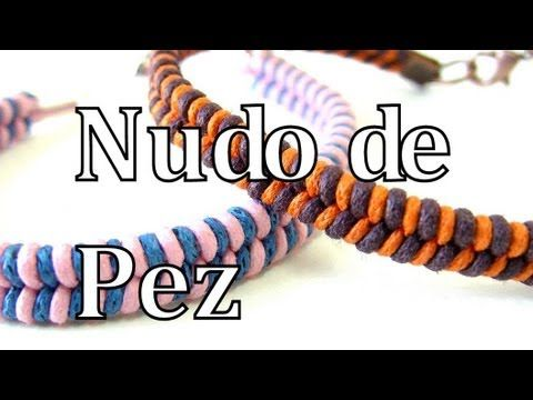 TUTORIAL DIY COMO HACER UNA PULSERA PLANA DE LINEAS DIAGONALES TRENZADA EN KUMIHIMO CUADRADO - YouTube