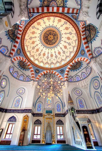 Islamic Centre of Turky.