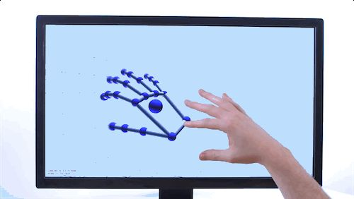 Leap Motion Controller can be very interesting for us!