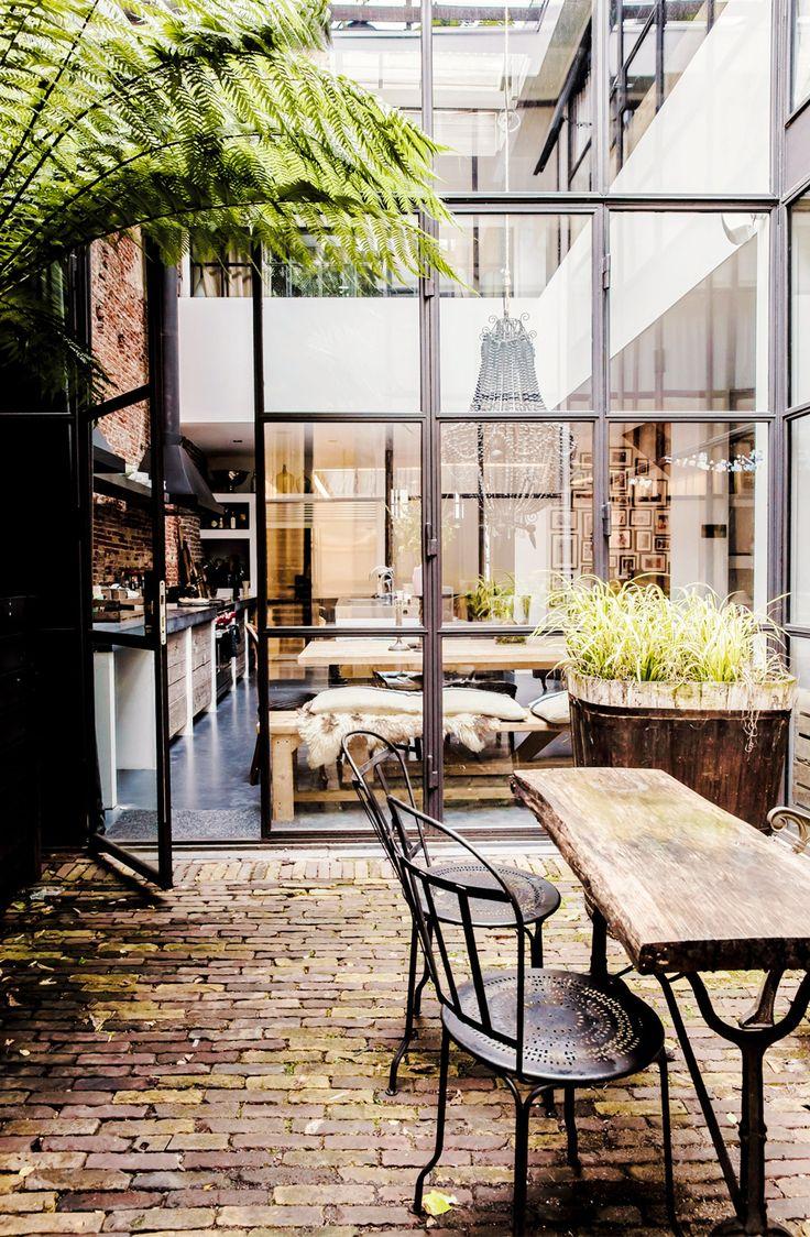 15 Envy Inducing Private Outdoor Spaces. Rustic OutdoorOutdoor PatiosOutdoor  ...